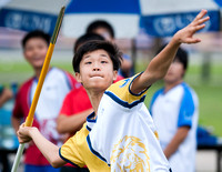 MIDDLE SCHOOL ATHLETICS CARNIVAL MAY 2015