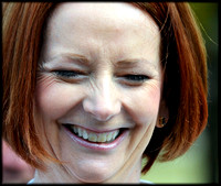 PRIME MINISTER JULIA GILLARD NBN LAUNCH