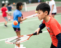 Tennis Clinic April 2018